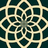 Abstrakcjonistyczni bezszwowi geometryczni wzory Obraz Royalty Free