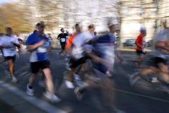 abstrakcjonistyczni biegacze obrazy royalty free