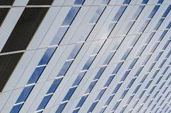 Abstrakcjonistyczni budynków okno Zdjęcie Royalty Free