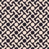 abstrakcjonistyczni deseniowi bezszwowi kształty Obraz Stock