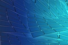 Abstrakcjonistyczni futurystyczni tła dla przyszłości i używać dla strony internetowej ilustracji