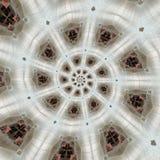 abstrakcjonistyczni kółkowi wzory Fotografia Stock