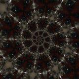 abstrakcjonistyczni kółkowi wzory Obraz Stock