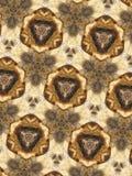 abstrakcjonistyczni kółkowi wzory Zdjęcie Royalty Free