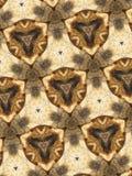 abstrakcjonistyczni kółkowi wzory Obrazy Royalty Free