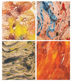 Abstrakcjonistyczni kolorów tła Ilustracji