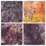 Abstrakcjonistyczni kolorów tła Ilustracja Wektor