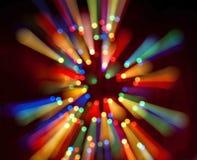 Abstrakcjonistyczni kolorowi tła Fotografia Stock