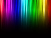 abstrakcjonistyczni kolory Fotografia Stock