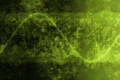 abstrakcjonistyczni korporacyjni dane zieleni siatki internety Obraz Royalty Free