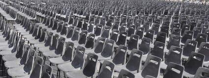 abstrakcjonistyczni krzesła Obrazy Stock