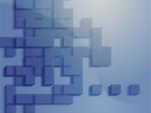 abstrakcjonistyczni kształty geometryczni ilustracja wektor