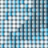 abstrakcjonistyczni kwadraty Obrazy Royalty Free