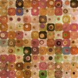 abstrakcjonistyczni kwadraty Zdjęcia Royalty Free