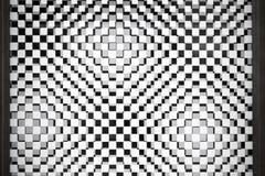abstrakcjonistyczni kwadraty tło Zdjęcia Stock