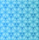 Abstrakcjonistyczni mozaika wzory Obraz Stock