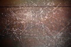 Abstrakcjonistyczni narysy na mahoń powierzchni obraz royalty free