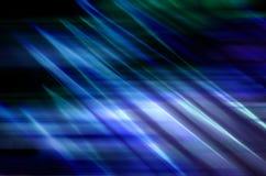 abstrakcjonistyczni niebieski tła sen Obrazy Stock
