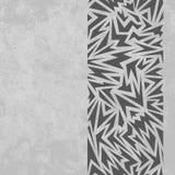 Abstrakcjonistyczni ostrze kształty Fotografia Stock