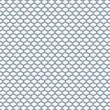 Abstrakcjonistyczni prości błękitni geometryczni deseniowi kształty, dekoruje na białym tle ilustracji