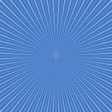 Abstrakcjonistyczni promienie Fotografia Stock