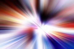abstrakcjonistyczni promienie tło obrazy stock