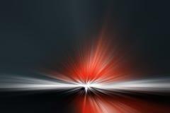 abstrakcjonistyczni promienie tło Zdjęcia Royalty Free