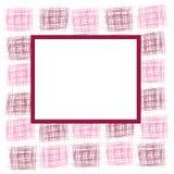 abstrakcjonistyczni ramowi kwadraty Zdjęcia Stock