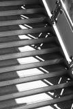 Abstrakcjonistyczni schodki Zdjęcie Royalty Free
