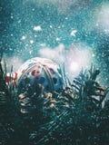 Abstrakcjonistyczni sezonowi tła Obrazy Royalty Free