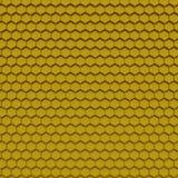 Abstrakcjonistyczni sześciokątów bloki, 3d rendering zdjęcia royalty free