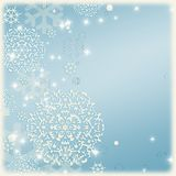 abstrakcjonistyczni tła błękit boże narodzenia Zdjęcie Stock