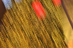 abstrakcjonistyczni tła komunikaci włókna światłowodowe Fotografia Stock