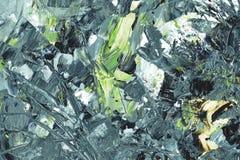 Abstrakcjonistyczni tła, szarość i zieleni elementy, fotografia royalty free