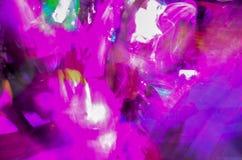 Abstrakcjonistyczni tanów światła Obraz Royalty Free