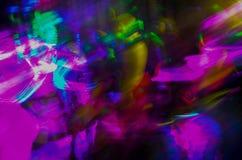 Abstrakcjonistyczni tanów światła Obrazy Royalty Free