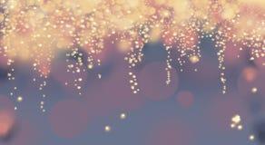 abstrakcjonistyczni tło fajerwerki Zdjęcie Royalty Free