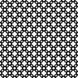 Abstrakcjonistyczni wektorowi czarny i biały częstotliwi wzory, Zdjęcia Stock