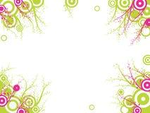 abstrakcjonistyczni wzory Obrazy Stock