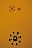 abstrakcjonistyczni wzory Fotografia Royalty Free
