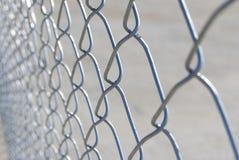 abstrakcjonistyczny łańcuchu ogrodzenia połączenie Obraz Stock