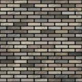 Abstrakcjonistyczny ściana z cegieł bezszwowy Fotografia Royalty Free