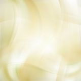 Abstrakcjonistyczny żółty tło Fotografia Royalty Free