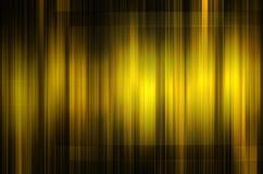 Abstrakcjonistyczny żółty techniki tło ilustracja wektor