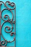 abstrakcjonistyczny żelazny dokonany Obrazy Royalty Free