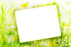abstrakcjonistyczny airbrush ilustracja wektor