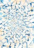 Abstrakcjonistyczny akwareli tło Obraz Stock