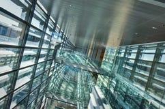 abstrakcjonistyczny architektoniczny Zdjęcia Royalty Free