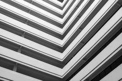 abstrakcjonistyczny architektoniczny Zdjęcia Stock