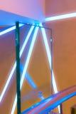 Abstrakcjonistyczny Architektoniczny skład Obrazy Stock
